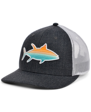 Local Crowns Tuna Fish Collection Curved Trucker Cap
