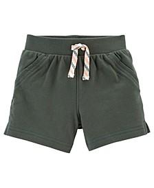 Baby Boys Pull-On Shorts