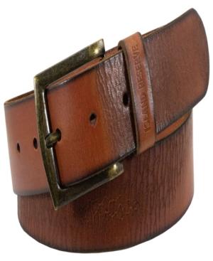 Men's Vincent Leather Belt