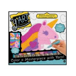 Y'Art Yarn Works of Art Deluxe Designer Craft Set