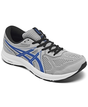 Asics Shoes MEN'S GEL-CONTEND 7 RUNNING SNEAKERS FROM FINISH LINE