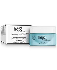 Renewed Hope In A Jar Water Cream