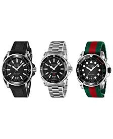 Men's & Unisex Swiss Diver Watch Collection