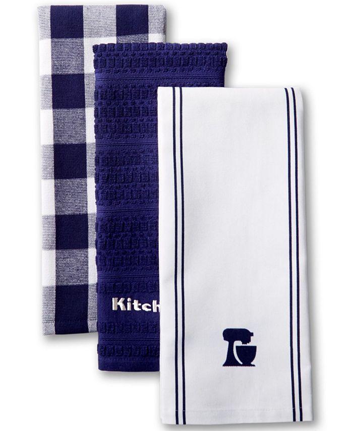 KitchenAid - Mixer Kitchen Towel Set, Set of 3