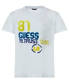 Big Boys Jersey Short Sleeve T-Shirt