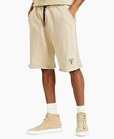 Men's Logo Patch Shorts