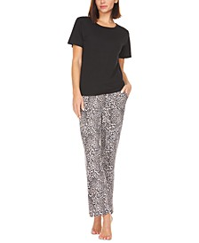 Women's T-shirts and Pajama Pants Pack Collection