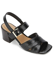 Women's Mix Cross Sandal
