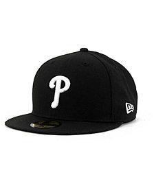 New Era Philadelphia Phillies B-Dub 59FIFTY Cap