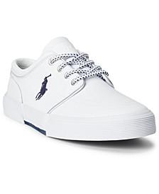 Men's Faxon Logo Sneakers
