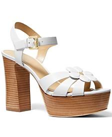 Nellie Platform Dress Sandals