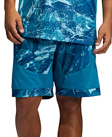 Men's Ball For The Oceans Creator Loose-Fit Basketball Shorts