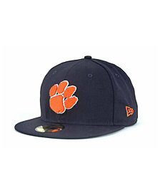 New Era Clemson Tigers 59FIFTY Cap