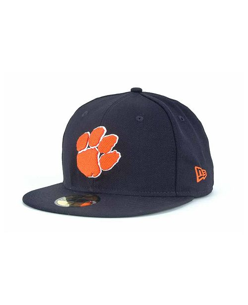 7c9e992d863 New Era Clemson Tigers 59FIFTY Cap   Reviews - Sports Fan Shop By ...