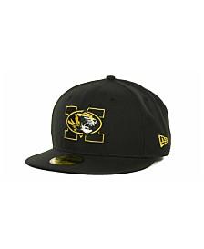 New Era Missouri Tigers 59FIFTY Cap
