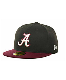 New Era Alabama Crimson Tide 2 Tone 59FIFTY Cap