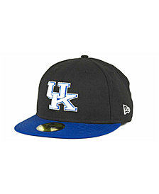 New Era Kentucky Wildcats 2 Tone 59FIFTY Cap