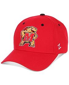 Maryland Terrapins Competitor Snapback Cap