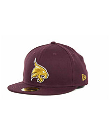 New Era Texas State Bobcats 59FIFTY Cap