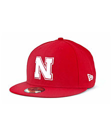 New Era Nebraska Cornhuskers 59FIFTY Cap