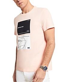 Men's Tile Logo Graphic T-Shirt