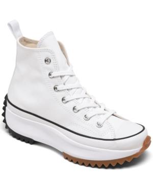 Converse Women's Run Star Hike Platform High Top Sneaker Boots from Finish Line