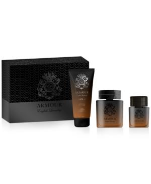Men's 3-Pc. Armour Eau de Parfum Gift Set