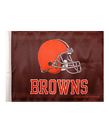 Rico Industries  Cleveland Browns Car Flag