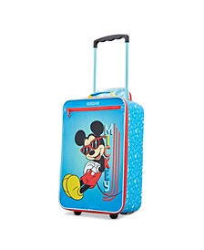 """Disney Mickey Mouse 18"""" Softside Carry-on"""