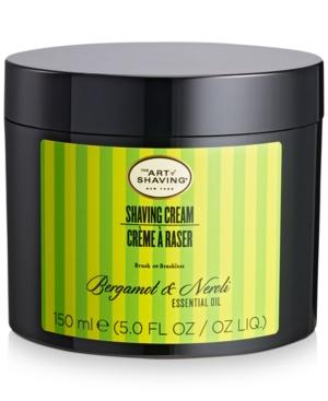 Bergamot and Neroli Shaving Cream