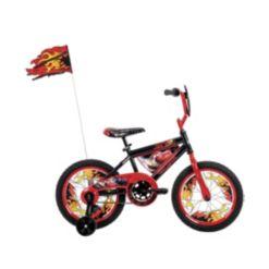 Huffy 16-Inch Disney Pixar Cars Lightning Mcqueen Bike for Kids