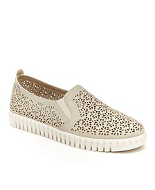Women's Flora Casual Slip-On Sneaker