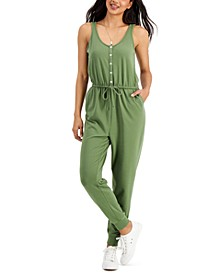 Sleeveless Jumpsuit, Created for Macy's