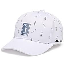 Men's Clubhouse Golf-Print Cap
