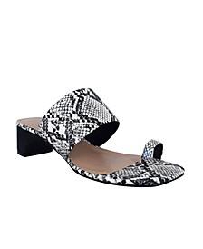 Women's Gionette Memory Foam Slide Sandal