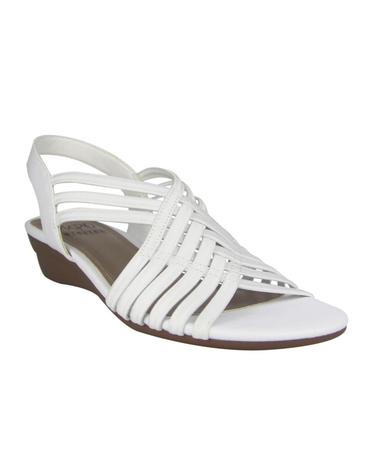 Impo Women's Rassida Stretch Wedge Sandal Women's Shoes
