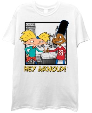 Hey Arnold! Men's Graphic T-Shirt
