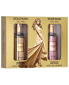 Women's Rush Collection Body Mist Set, 8.4 fl. Oz