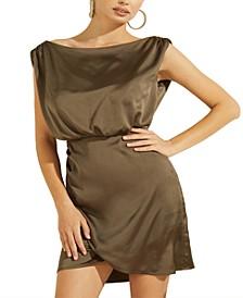 Yonna Draped Dress