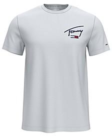 Tommy Hilfiger Men's Pastel Capsule Collegiate Logo T-Shirt