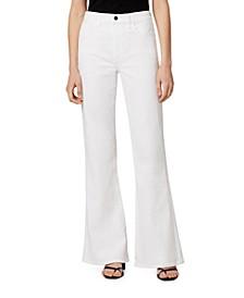 Molly Flare-Leg Denim Jeans