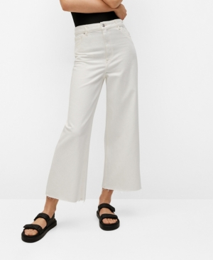 Culotte High Waist Jeans