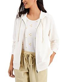 Zip Hoodie Sweatshirt, Created for Macy's