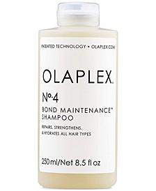 No. 4 Shampoo, 8.5-oz., from PUREBEAUTY Salon & Spa
