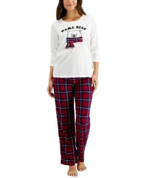 Women's Mama Bear Pajama Set