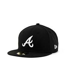 Atlanta Braves MLB B-Dub 59FIFTY Cap