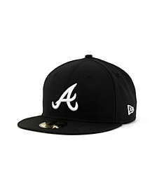 New Era Atlanta Braves MLB B-Dub 59FIFTY Cap