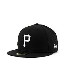 Pittsburgh Pirates B-Dub 59FIFTY Cap