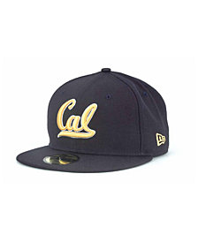 New Era California Golden Bears 59FIFTY Cap