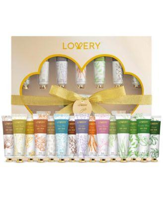 Aromatherapy Hand Lotion Gift Set, 15 Piece